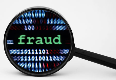 fraud page image